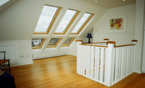 Why do Loft Conversions valued in modern Trend?