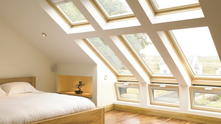 Consider these 4 Reasons for installing Skylight Windows!